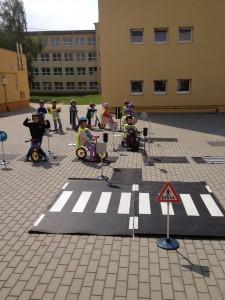 naše dopravné ihrisko